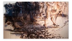 Albina Kumirova Glorious March of Auhorities