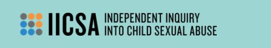 IICSA Logo