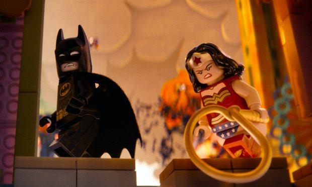 Lego action figures