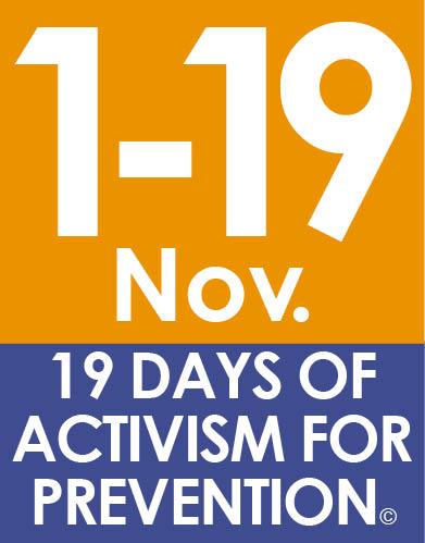 19 Days Sticker_eng